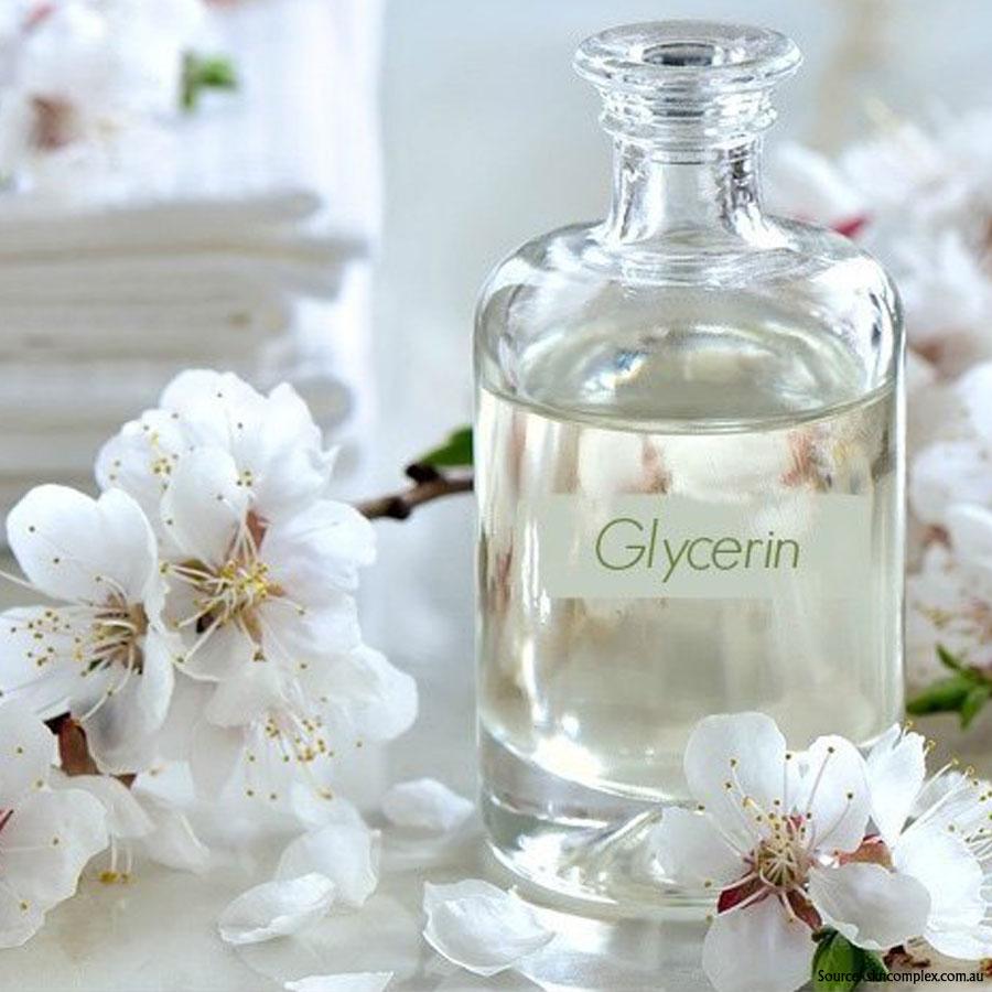 (Français) Glycérine et ses bienfaits pour la peau