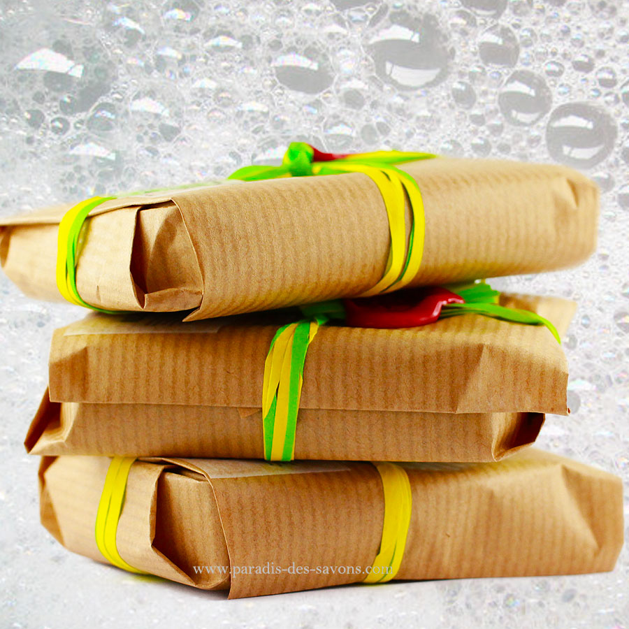 Savon muguet emballage