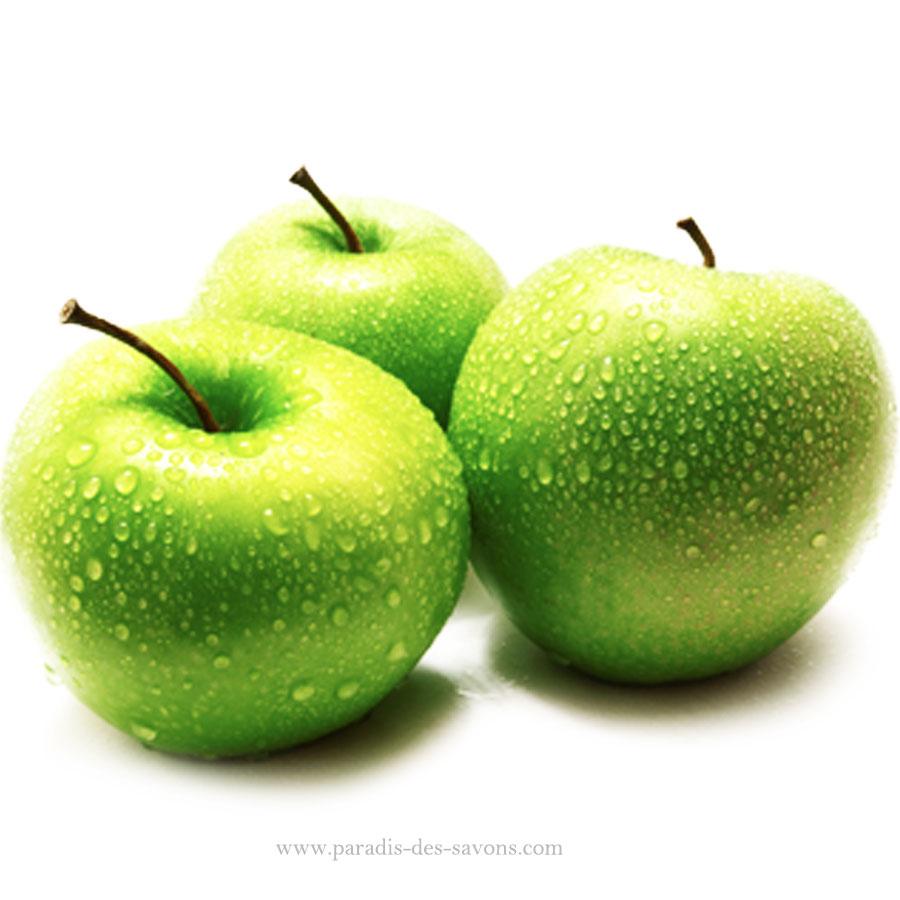 Une belle peu grâce aux masques faits maison à base de pomme !