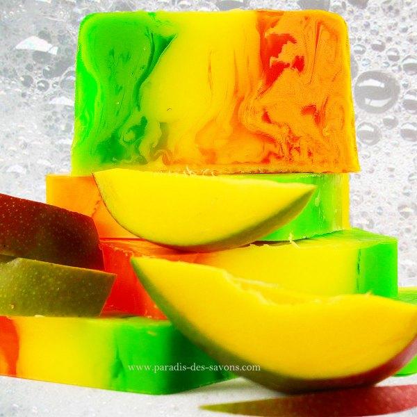 Savon mangue