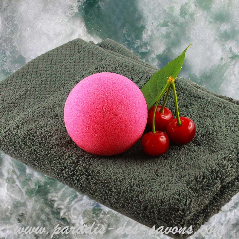 Produit de bain Cerise