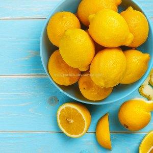 Bienfaits du citron