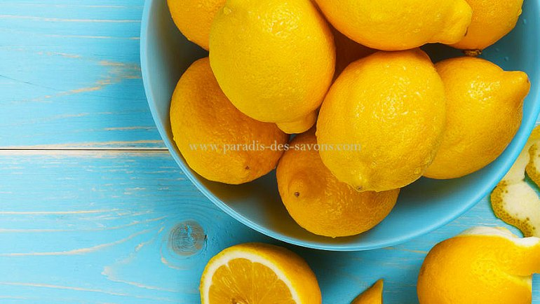(Français) Bienfaits du citron