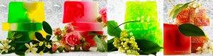 Savons parfumés fleurs Paradis Des Savons