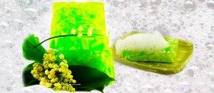 Savon fragrance muguet