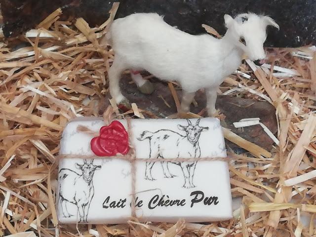 Avis sur savon au lait de chèvre de Paradis Des Savons