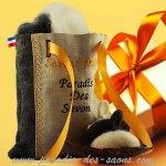 Idée cadeau savonnettes feutrées